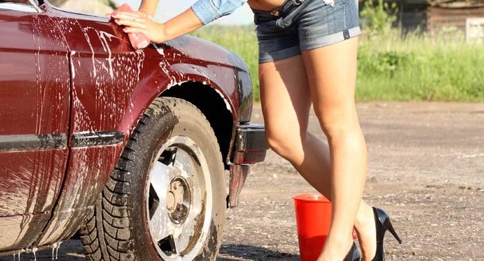How to Wash A Car at A Carwash