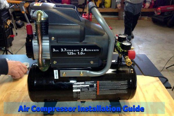 Air Compressor Installation Guide