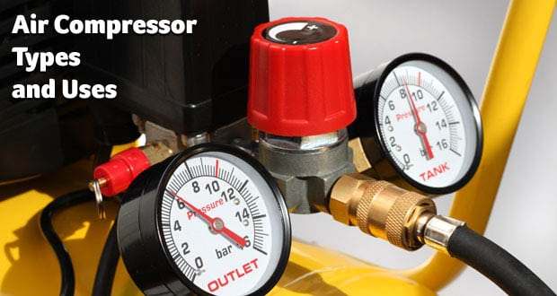 Air Compressor Types and Uses