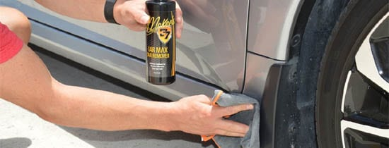 Best Tar Remover for Car Paint
