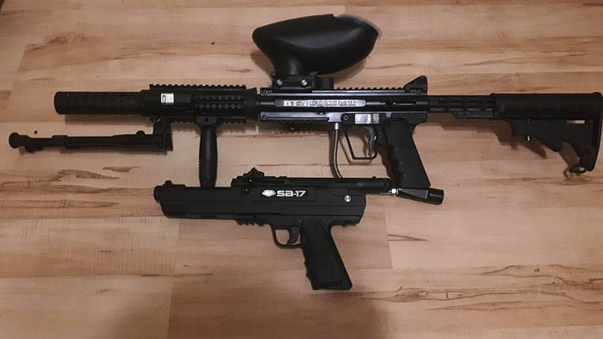 Best Paintball Gun Under $200