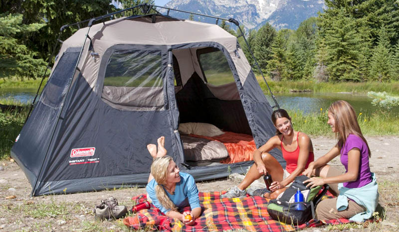 Coleman 8 Person Instant Tent Review